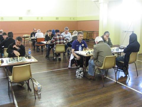 2012 South West Open